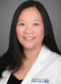 Jeannie Chern, MD, gynecologic oncologist, Moffitt Cancer Center