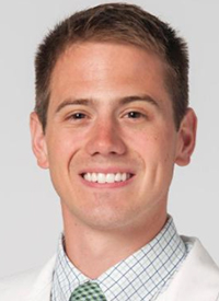 Joshua M. Lawrenz, MD, a fellow in musculoskeletal oncology at Vanderbilt University Medical Center