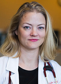 Julie N. Graff, MD, associate professor of medicine, Oregon Health & Science University Knight Cancer Institute