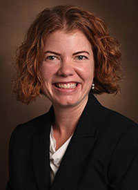 Kathryn E. Beckermann, MD, PhD, an instructor of medicine in the Division of Hematology/Oncology in the Department of Medicine at Vanderbilt University Medical Center