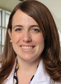 Kerry Rogers, MD, assistant professor at The Ohio State University Comprehensive Cancer Center