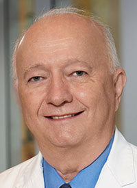 Larry J. Copeland, MD, a professor and gynecologic oncologist at The Ohio State University Comprehensive Cancer Center