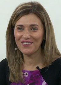 Maria-Victoria Mateos, MD, hematologist and director of the Myeloma unit at the University Hospital of Salamanca