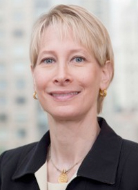 Maura Dickler, MD, vice president, late phase development, Lilly Oncology