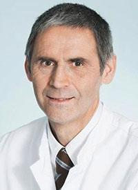 Meinolf Karthaus, MD, of Neuperlach Clinic in Neuperlach, Germany