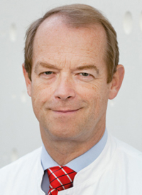 Michael Hallek, MD, director of the Department of Internal Medicine and Center of Integrated Oncology Cologne-Bonn, University Hospital Cologne, and head, German CLL Study Group