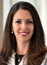 Michelle S. Ludwig, MD, MPH, PhD, an assistant professor of radiation Oncology at Baylor College of Medicine