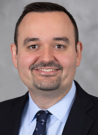 Milan Radovich, PhD, associate professor of surgery and medical and molecular genetics at Indiana University School of Medicine