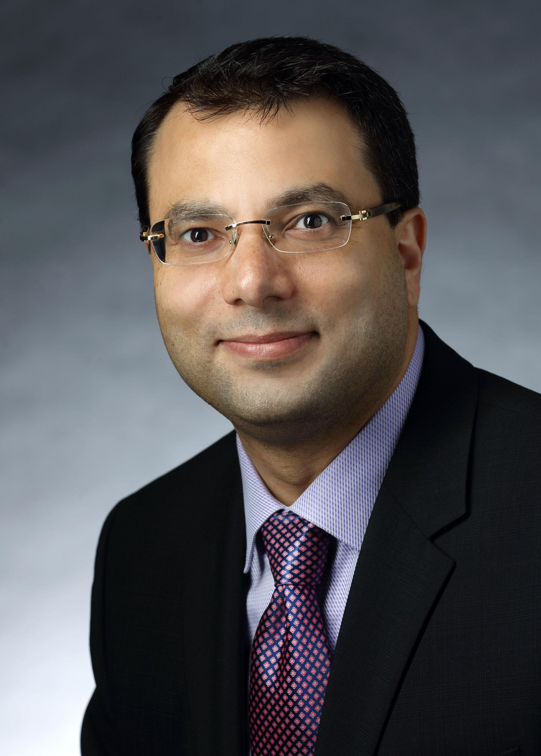 Mohamed E. Salem, MD