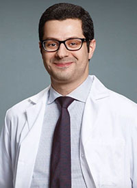 Mohammad Maher Abdul-Hay, MD, an assistant professor in the Department of Medicine; director of the Clinical Leukemia Program in NYU Langone Health Perlmutter Cancer Center; and associate director for research in the Bellevue Cancer Center