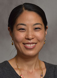 Naomi Fujioka, MD, assistant professor of medicine, Division of Hematology, Oncology, and Transplantation, at the University of Minnesota