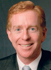 Patrick J. Mahaffy, president and CEO of Clovis Oncology