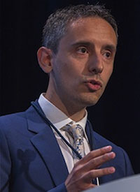 David J. Pinato, MD, PhD, consultant medical oncologist in the Department of Surgery and Cancer at Imperial College London