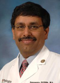 Ramaswamy Govindan, MD, of Washington University in St. Louis