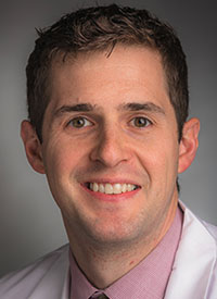 Reid W. Merryman, MD, instructor of medicine, Harvard Medical School, and a medical oncologist at Dana-Farber Cancer Institute