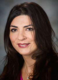 Katy Rezvani, MD, PhD, a professor of stem cell transplantation and cellular therapy at The University of Texas MD Anderson Cancer Center