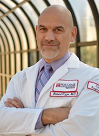 Robert G. Uzzo, MD, MBA, FACS, professor of surgery, Temple University Health System, chair of the Department of Surgical Oncology, senior vice-president, Physician Services, Fox Chase Cancer Center
