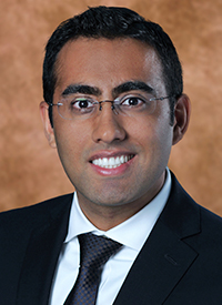Rupesh Kotecha, MD, a radiation oncologist and chief of radiosurgery in the Department of Radiation Oncology at Miami Cancer Institute