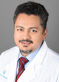 Saad Z. Usmani, MD, FACP, chief of Plasma Cell Disorders and director of Clinical Research in Hematologic Malignancies at Levine Cancer Institute, Atrium Health
