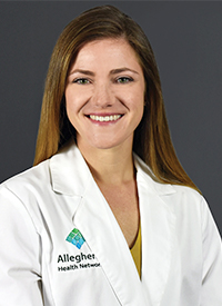 Sarah Crafton, MD, Gynecologic Oncologist, Allegheny Health Network