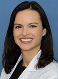 Sarah M. Larson, MD, a professor in the Department of Medical Oncology, University of Washington School of Medicine, and clinical trials core director, Genitourinary Medical Oncology, Seattle Cancer Care Alliance