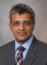 Shaji Kumar, MD, a consultant hematologist at the Mayo Clinic
