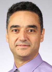 Shebli Atrash, MD, a physician in hematology and medical oncology at Levine Cancer Institute at Atrium Health