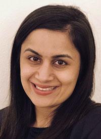 Sonam Puri, MD, an assistant professor in medical oncology at Huntsman Cancer Institute, University of Utah