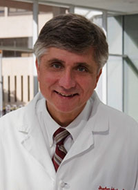 Stephen J. Schuster, MD, director of the lymphoma program at Abramson Cancer Center at the University of Pennsylvania