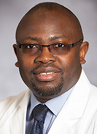 Taofeek Owonikoko, MD, PhD, MSCR, co-chair of the Clinical and Translational Review Committee, and professor, Department of Hematology and Medical Oncology, at Winship Cancer Institute of Emory University