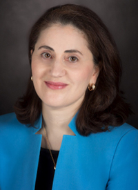 Vassiliki Papadimitrakopoulou, MD, chief, Section of Thoracic Medical Oncology, the University of Texas MD Anderson Cancer Center
