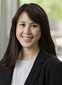 W. Victoria Lai, MD, medical oncologist at Memorial Sloan Kettering Cancer