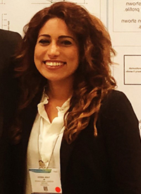 Yara Abdou, MD, a clinical hematology/oncology fellow, Roswell Park Comprehensive Cancer Center