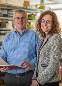 Matthew Meyerson, MD, PhD  and Wendy Garrett, MD, PhD