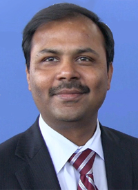 Suresh S. Ramalingam, MD, FASCO, the Roberto C. Goizueta Chair for Cancer Research, professor, Department of Hematology and Medical Oncology, and deputy director of the Winship Cancer Institute of Emory University