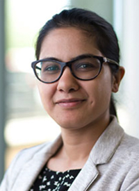Tania Jain, MBBS, an assistant professor of oncology at Johns Hopkins Medicine