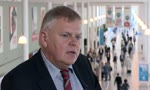 POPLAR: Phase 2 trial of atezolizumab monotherapy in non-small cell lung cancer | Prof Johan Vansteenkiste at ECC 2015