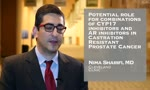 Potential role for combinations of CYP17 inhibitors and AR inhibitors in Castration Resistant Prostate Cancer
