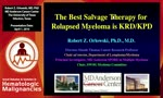 Debate: The best multiple myeloma salvage therapy - KRD
