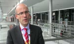 Prof Charles Swanton at ESMO 2014: New collaborations between basic scientists and clinicians