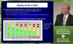 Quality of Life as Treatment Goal in MDS