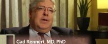 Gad Rennert, MD, PhD: Pharmacogenetics and Cancer Prevention Drugs