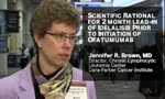 Scientific Rational for 2 month lead-in of Idelalisib Prior to Initiation of Ofatumumab