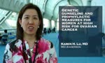 Genetic counseling and prophylactic measures for women at high risk for ovarian cancer #SGOmtg