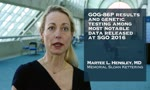 GOG-86P results and genetic testing among most notable data released at SGO 2016 #SGOmtg