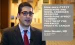 How does CYP17 inhibitors and novel androgen receptor inhibitors affect current treatment paradigms for advanced prostate cancer