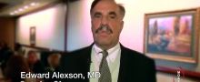 Dr. Edward Alexson, MD states MOASC mission and how the group is accomplishing it's goals