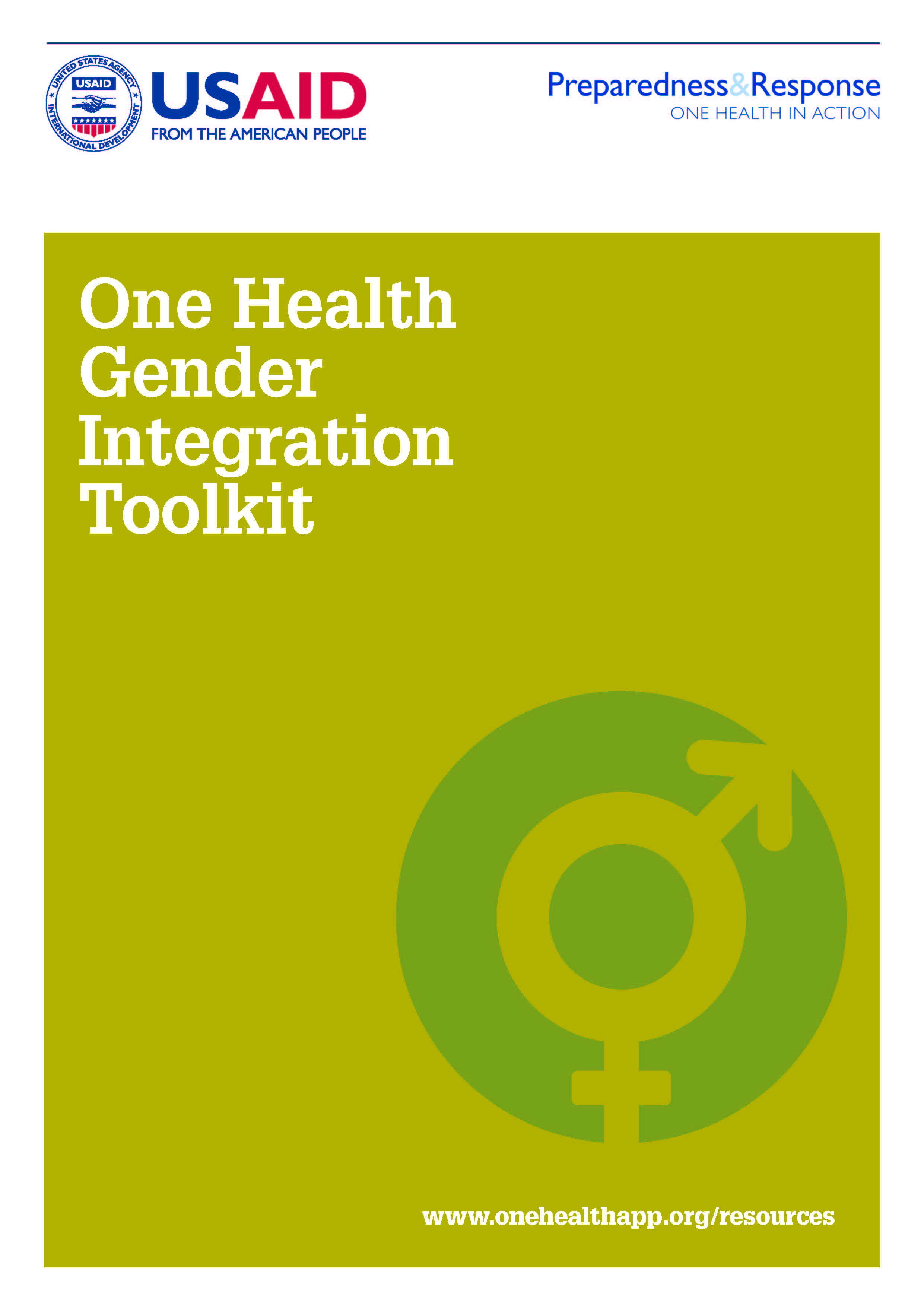 Gender toolkit overview