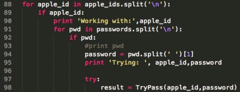 try-pass-code-block